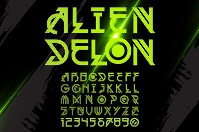 Alien Delon