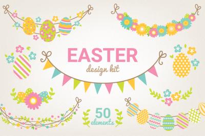 Easter Design Kit