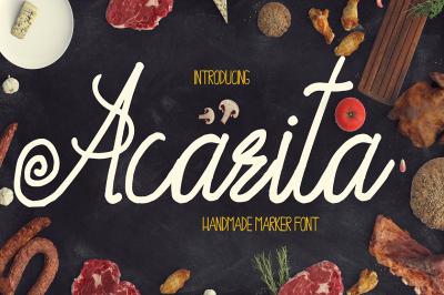 Acarita Font