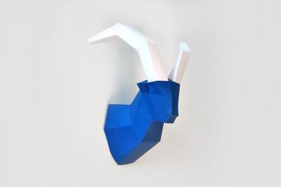 DIY Goat Trophy - 3d papercrafts