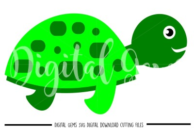Turtle SVG / DXF / EPS Files