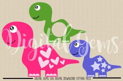 Dinosaur SVG / DXF / EPS / PNG Files