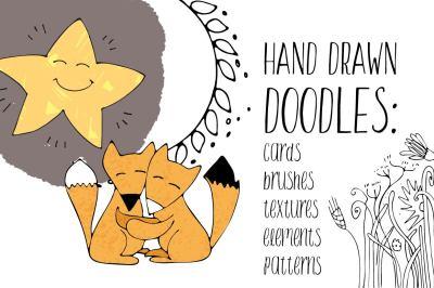 55 doodles