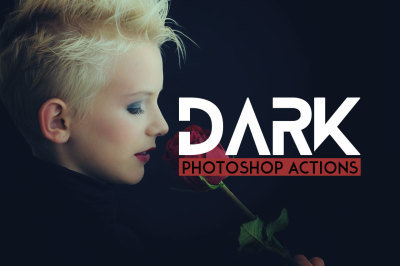 Dark Photography Photoshop Actions Vol. 1