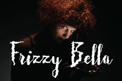 Frizzy Bella Script