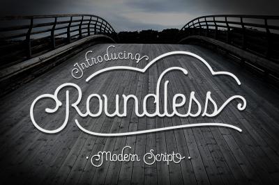 Roundless Script