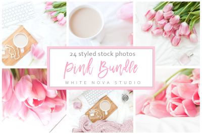 Pink Photo Bundle