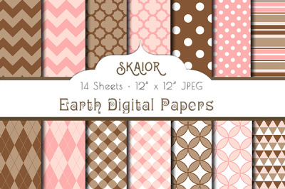 Earth Digital Papers