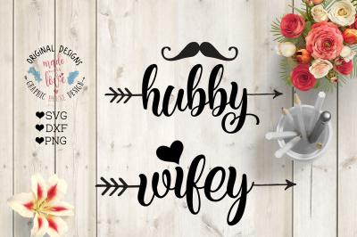 Hubby Wifey Cutting File
