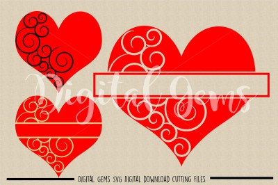 Best Friend Heart Frame Svg Dxf Png Pdf Jpg By Tommy And Tilly