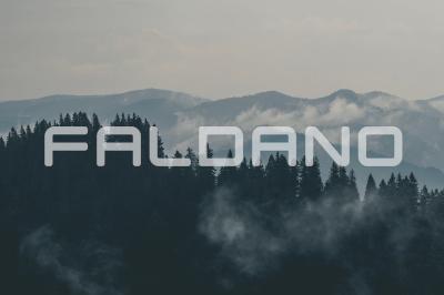Faldano Font