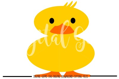 Duck SVG / DXF / EPS Files