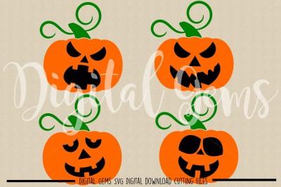 Pumpkin SVG / DXF / EPS / PNG Files