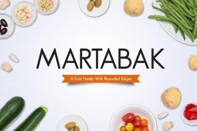 Martabak Typeface