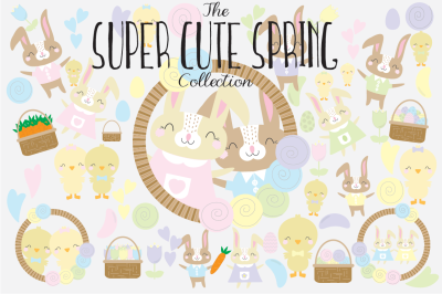 The Super Cute Spring Collection
