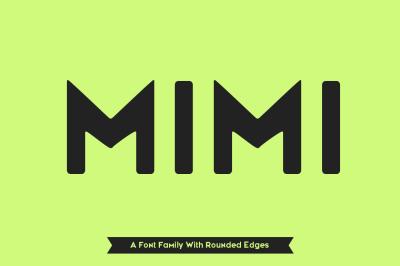 Mimi Typeface