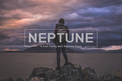 Neptune Typeface