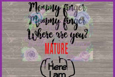 Mommy SVG * Mommy Finger SVG * Mom Gift SVG * Toddler Mom SVG * Annoying Toddler Song SVG * Toddler SVG * Mother's Day SVG * Coffee Cup SVG *  Mother's Day Gift SVG * Middle Finger SVG * Funny Mom SVG *
