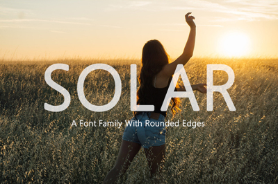 Solar Font