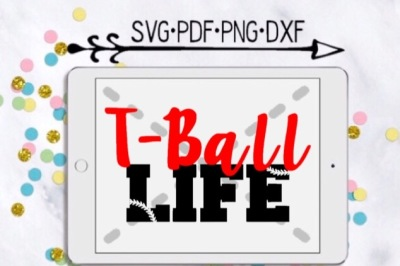 T-Ball Life Cut Design