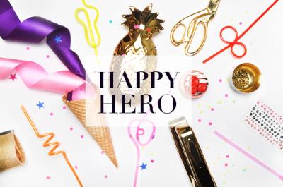 Hero website