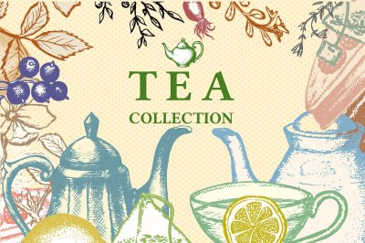 Tea collection (expanded license)