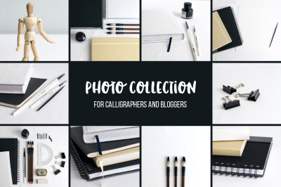 Photo Collection for Calligraphers