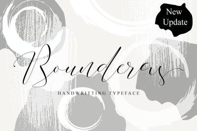 Bounderas Script