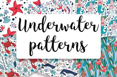 26 underwater patterns