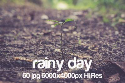 rainy day pack