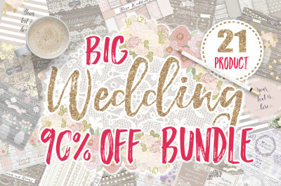 BIG WEDDING BUNDLE