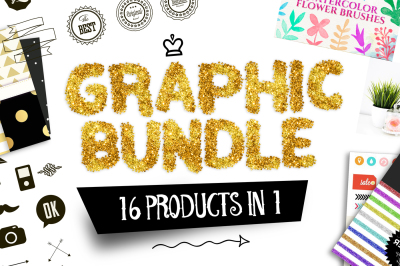 Best graphic products - Bundle 90%OFF