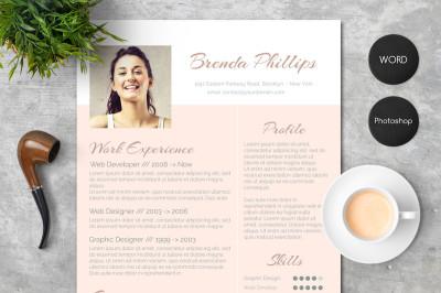 CV Design Pack