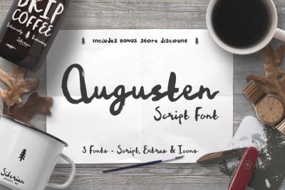 Augusten Script