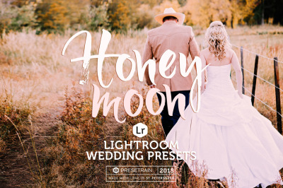 Honeymoon Lightroom Wedding Presets