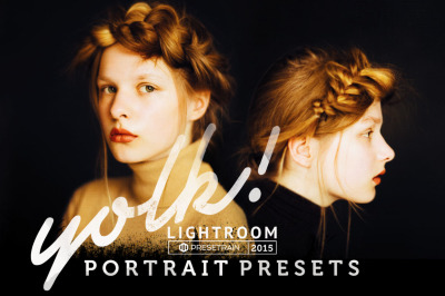 Yolk Lightroom Portrait Presets