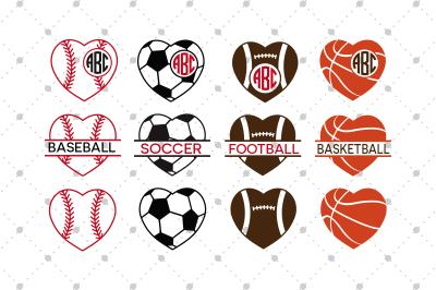 Sport SVG files