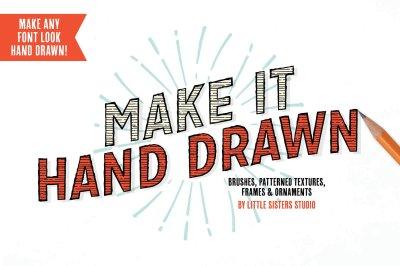 Make It Hand Drawn