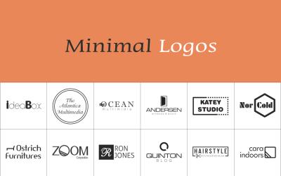 36 Minimal Logo Pack