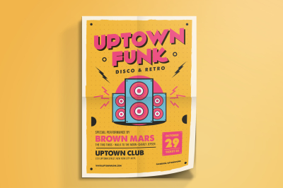 Uptown Funk Music Party