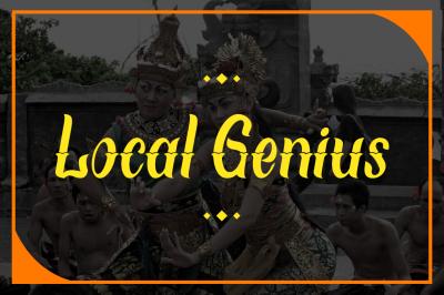Local Genius Typeface