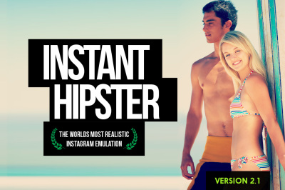 Instant Hipster for Photoshop