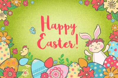 Big Easter Set