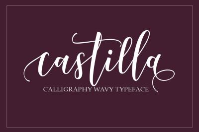 Castilla Script