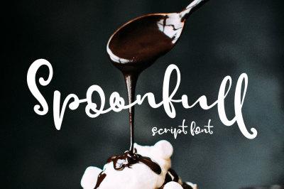 Spoonfull Script Font