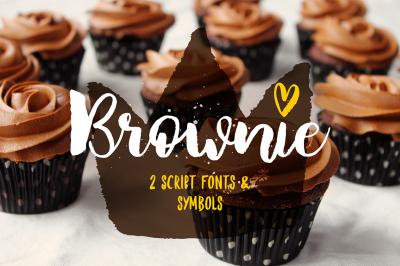Brownie Script Font