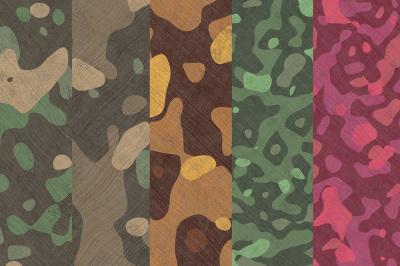 Camouflage textures 2