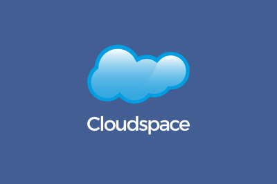 Cloud Space Logo Template