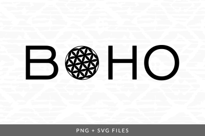 Boho SVG/PNG Graphic