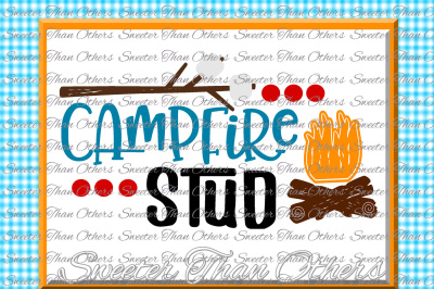 Camping SVG